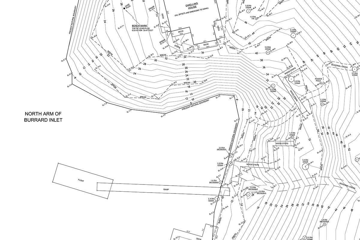 HWM Surveys Topographic Surveys Vancouver