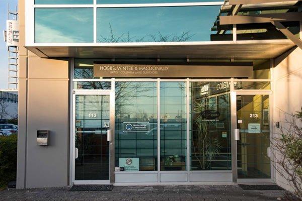 Hobbs Winter & MacDonald BC Land Surveyors Office