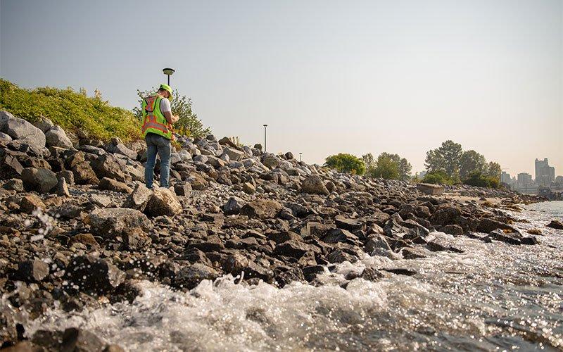 HWM Surveys Vancouver BC Land Surveyors