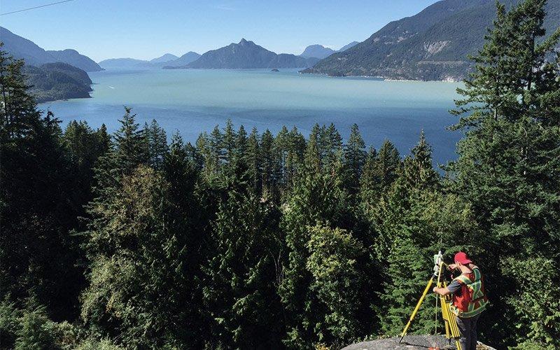 Topographic Surveys Vancouver